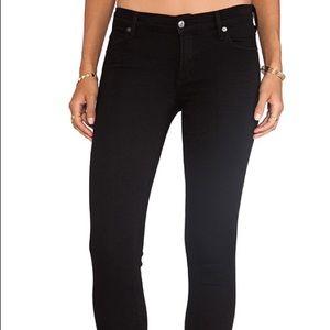 Citizens of Humanity 27 Avedon Skinny Jeans Black